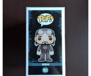 Funko tweeted a picture of Bodhi during the Q&A!