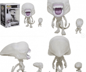Here's a closer look at the Funko Pop! Alien: Covenant – Neomorph Releases this summer.