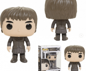 Closer Look at Bran Stark from the new Funko Pop! Game of Thrones line!