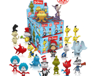 Coming Soon: Dr. Seuss Mystery Minis!