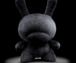 NEW Black 20″ Plush Dunny and Marvel Daredevil & Punisher Phunny Plush  Now Available at Kidrobot.com