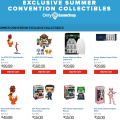 SDCC 2017 GameStop Exclusives are Live!