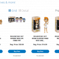 FYE Funko SDCC 2017 are Live!