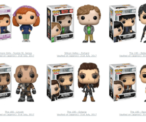 New Funko Items added to The Vault 7/20-7/31/17