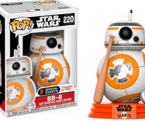 First Look Star Wars: BB-8 Giants Edition Funko Pop!