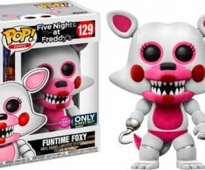 Funko – Pop! Games Five Nights at Freddy's: Sister Location: Funtime Foxy – Pre Order