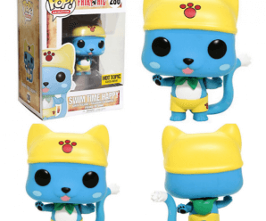 Funko Pop! Fairy Tale Swim Time Happy, exclusively at Hot Topic! [Placeholder Link]