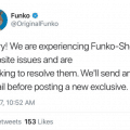 Funko-Shop.com is currently under maintenance