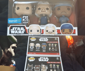 Cloud City 3 pack has started hitting Walmart stores!
