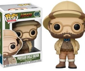 Coming Soon: Jumanji: Welcome To The Jungle Pop!s