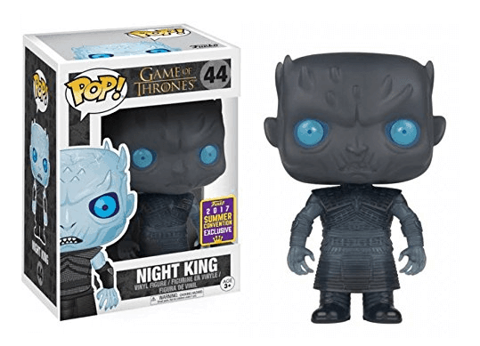 Funko Pop! Game of Thrones #44 Translucent Night King (SDCC 2017 Exclusive)