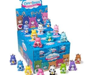 New Care Bears Keychains Now Available at Kidrobot.com